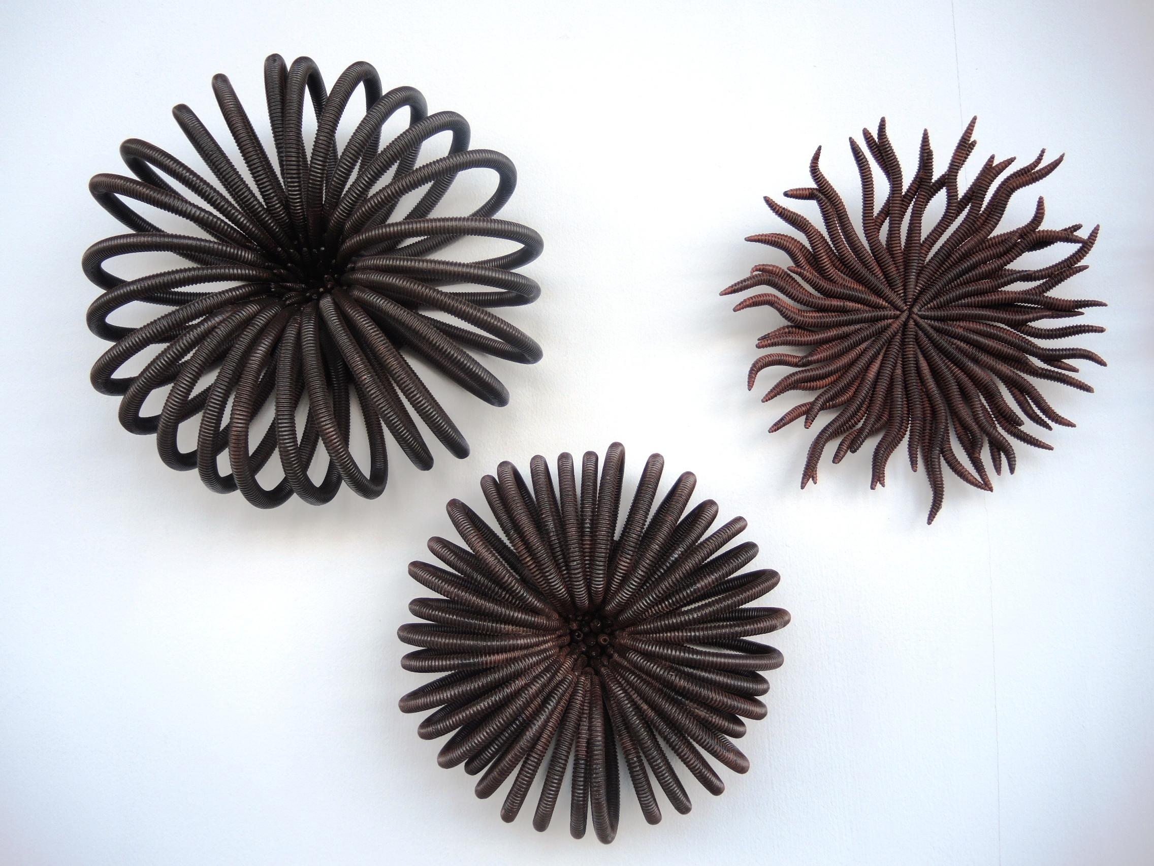 《存在過程》著墨在更細緻的設計,一向被民眾認為是蟲子的印象轉化為像花朵般的煙火。