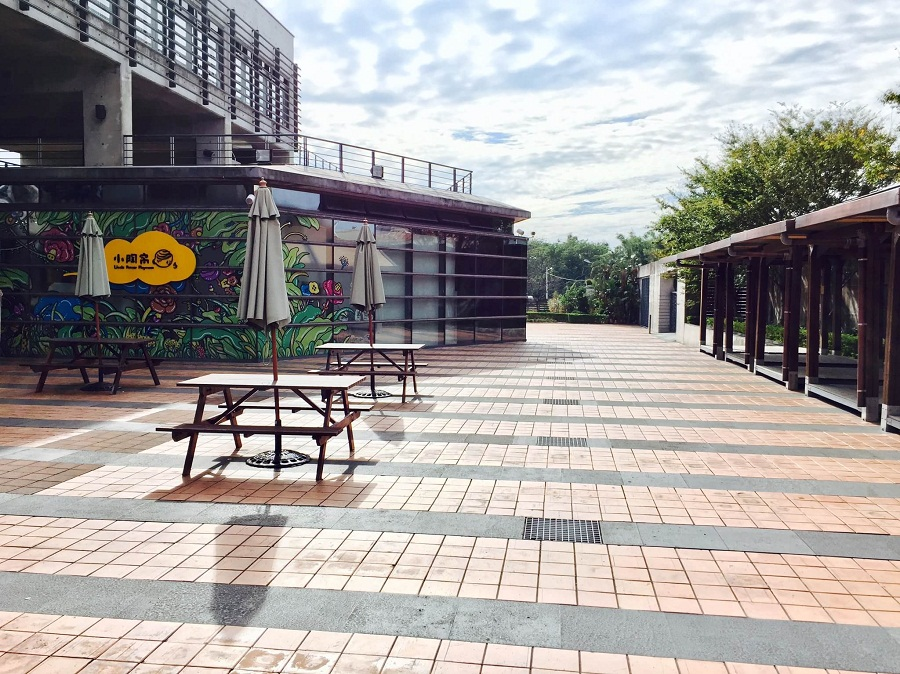 陶瓷藝術園區-風廣場