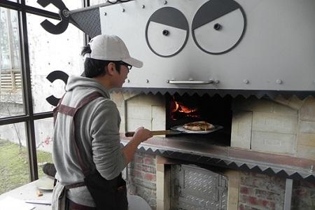 窯烤披薩預約