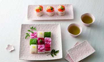 日本・瑞浪--美麗的深山餐具