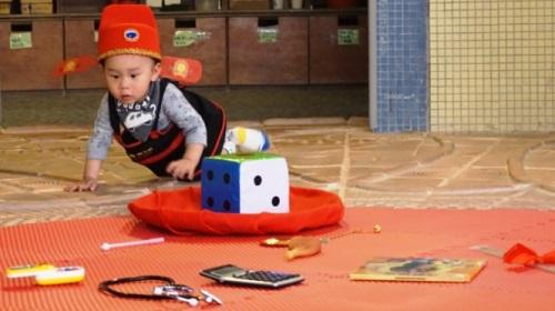 兒童體驗室-陶福氣 成長禮,闖關趣