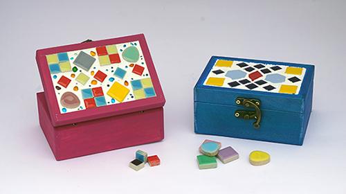 兒童體驗室-馬賽克藏寶盒