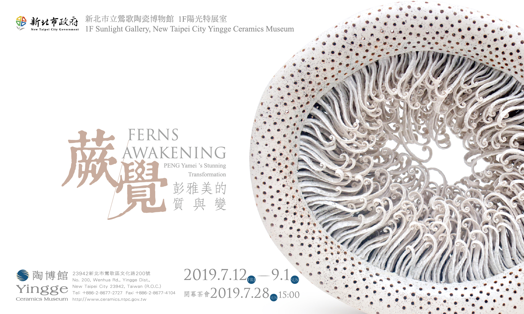 Ferns Awakening: PENG Yamei's Stunning Transformation