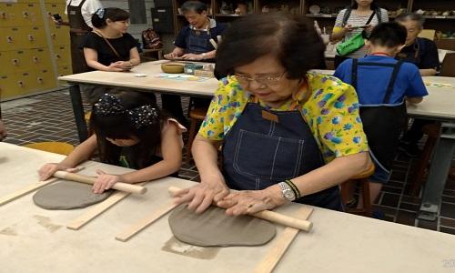2020臺灣創齡藝術節--11月15日陶藝課程特別優惠方案