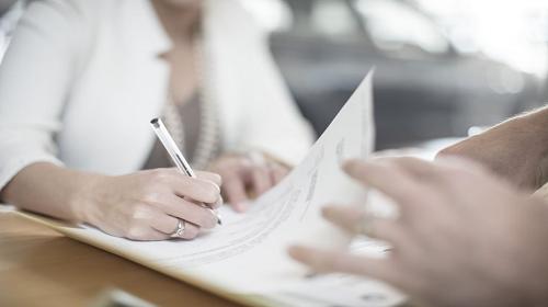 書面之公共工程及採購契約