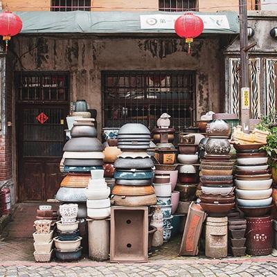 陶瓷老街之旅
